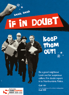 Rogue Traders  Crime Prevention  Northumbria Police