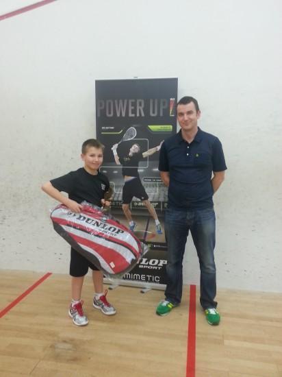 BU11 winner Dan Neill