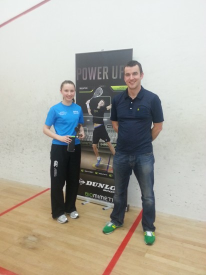GU17 runner-up Laura Neill