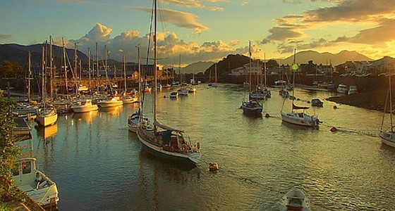 Porthmadog  North Wales Holiday Cottages