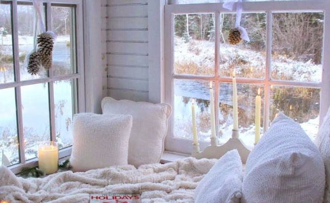 Design Tips To Make Your Home Warm Cosy For Winter