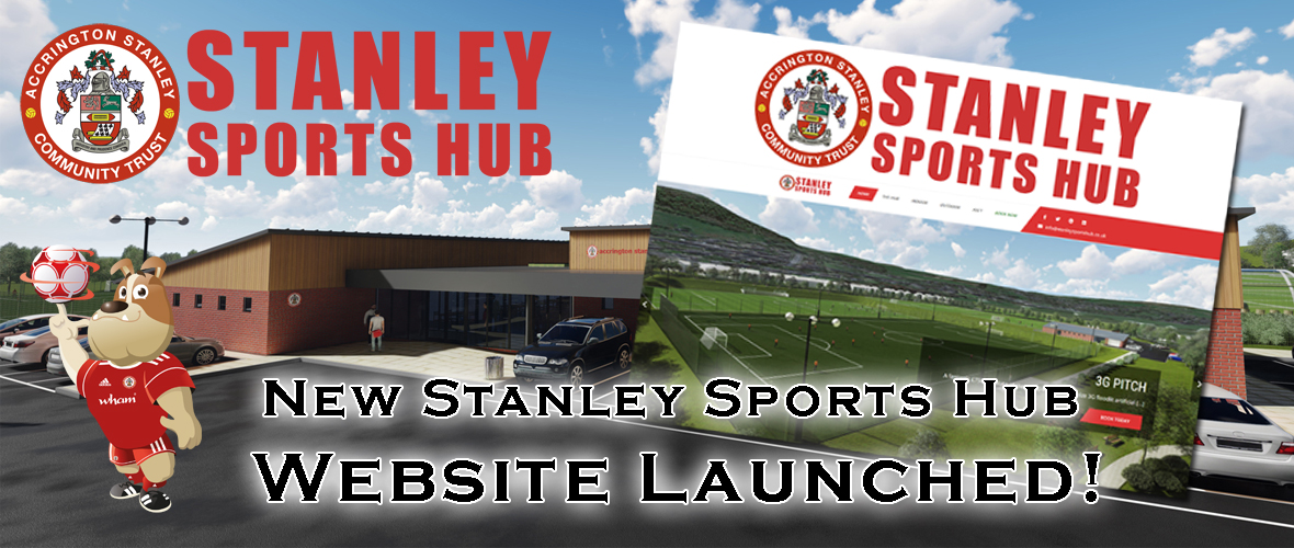Stanley Sports Hub Accrington