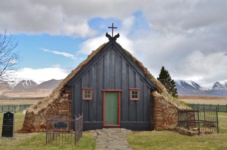 Víðimýrikirkja church