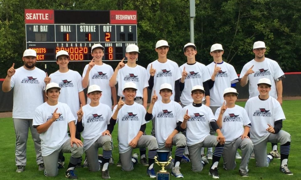 14u League Champs