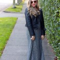 Make your holiday party look a little edgier with this trick - winter fashion - Rachel Zoe inspired style