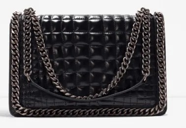 Stylish and affordable designer alternative: Chanel Boy Bag