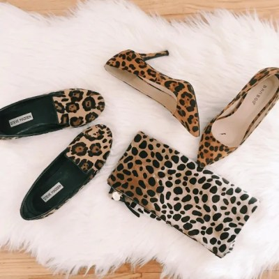 12 Ways to Wear Leopard Print this Fall