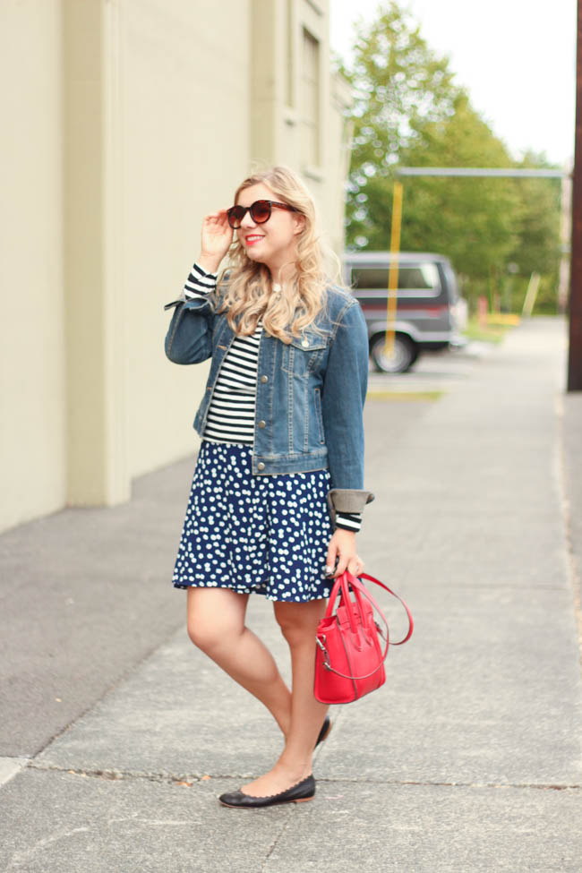 10 easy spring outfits to copy