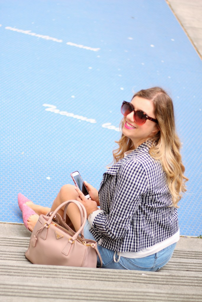 best way to wear gingham year round