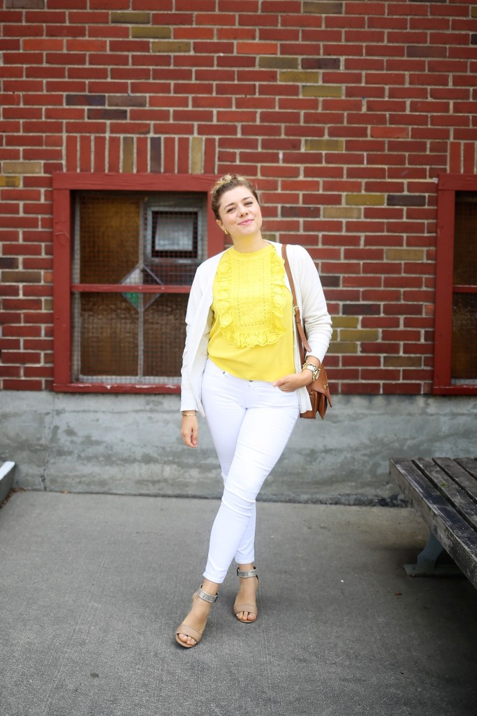 592aa48c0413c how to wear white jeans with confidence - paige denim verdugo ankle - J.Crew