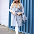 how to get away wearing winter white - white in winter - cozy winter outfit - easy winter outfit