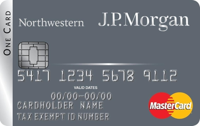 Jp morgan chase corporate card billingss northwestern corporate card procurement and payment services reheart Choice Image