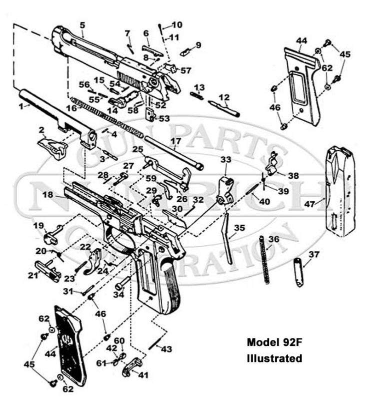 beretta 21a sale beretta tomcat reviews beretta 92 parts diagram