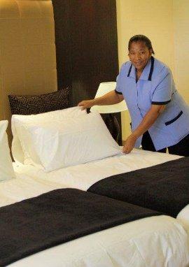 Typical GuestRoom Housekeeping