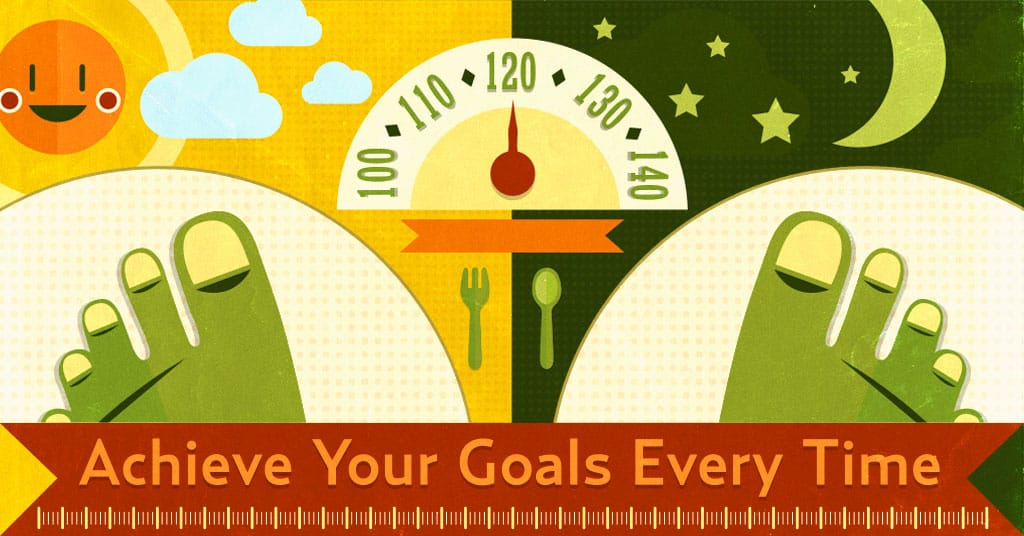 Achieve Your Goals Every Time   Mind & Body Tips