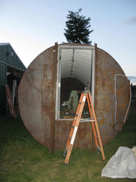 Underground Culvert Shelter Northwest Shelter Systems