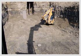 Digging For A Bomb Shelter Design
