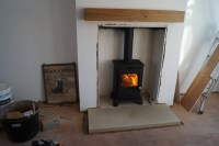 Fireplace Fitting - North West Stove Installations