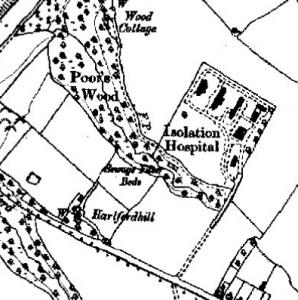 Northwich Isolation Hospital, Davenham
