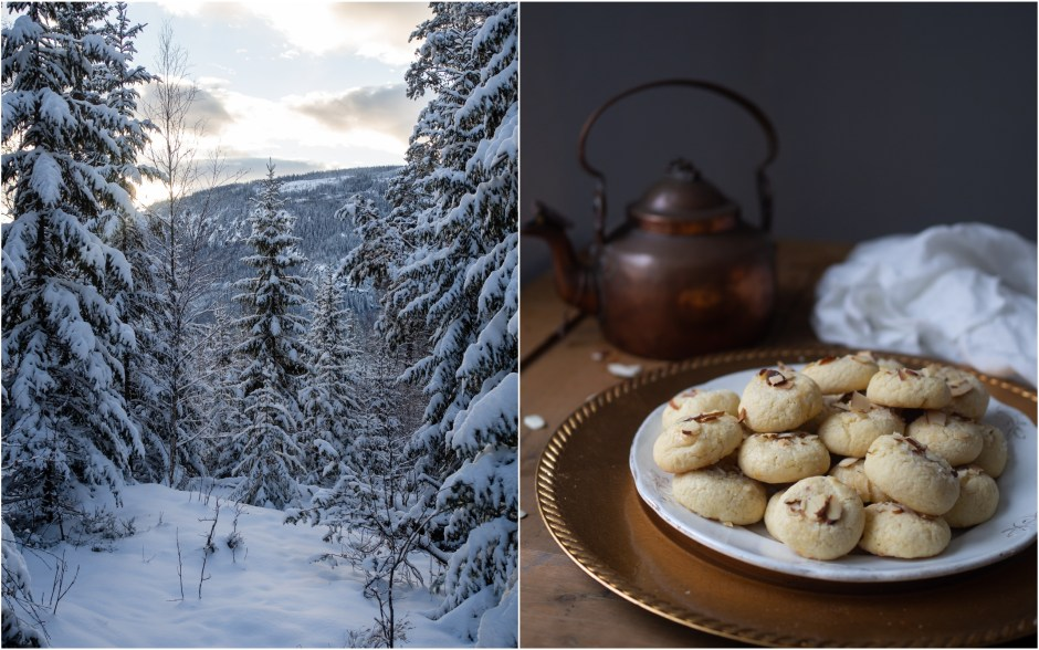 Serinakaker (Norwegian Christmas cookies)