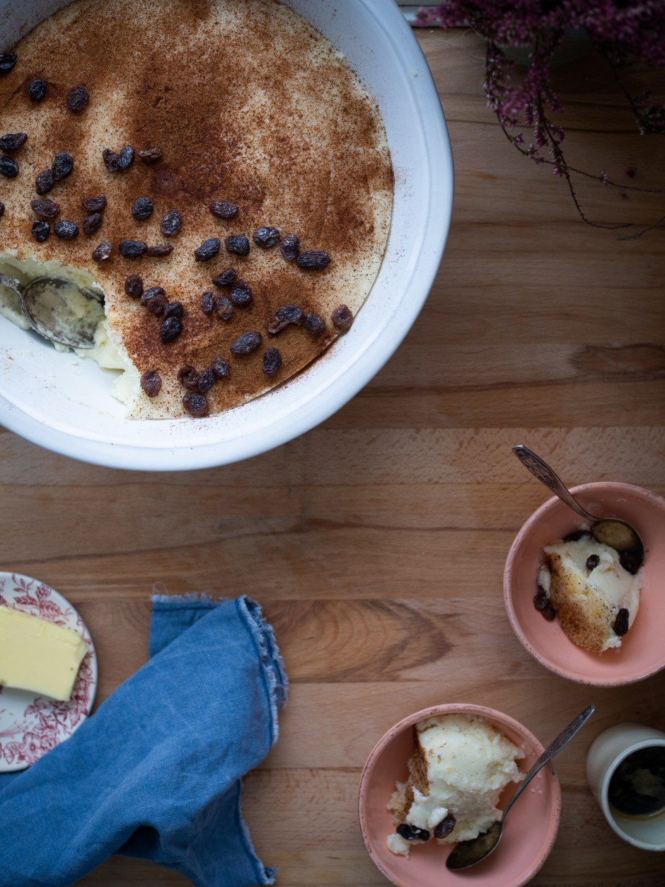 "Kaffegraut (Norwegian ""Coffee"" Porridge)"