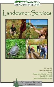 picture for landowner services booklet link