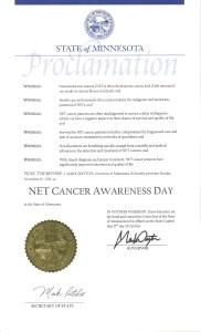 NET Cancer Awareness Day