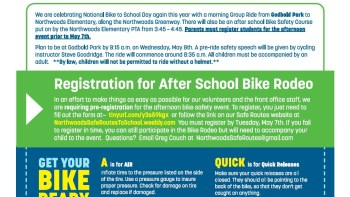 2019 Bike to School Day