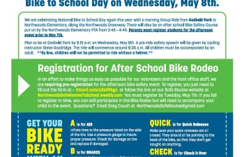 2019 Bike to School Day