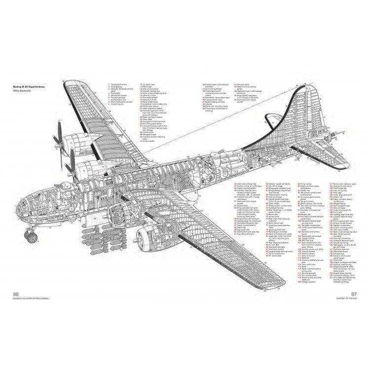 Haynes Manuals Boeing B-29 Superfortress Owners Workshop