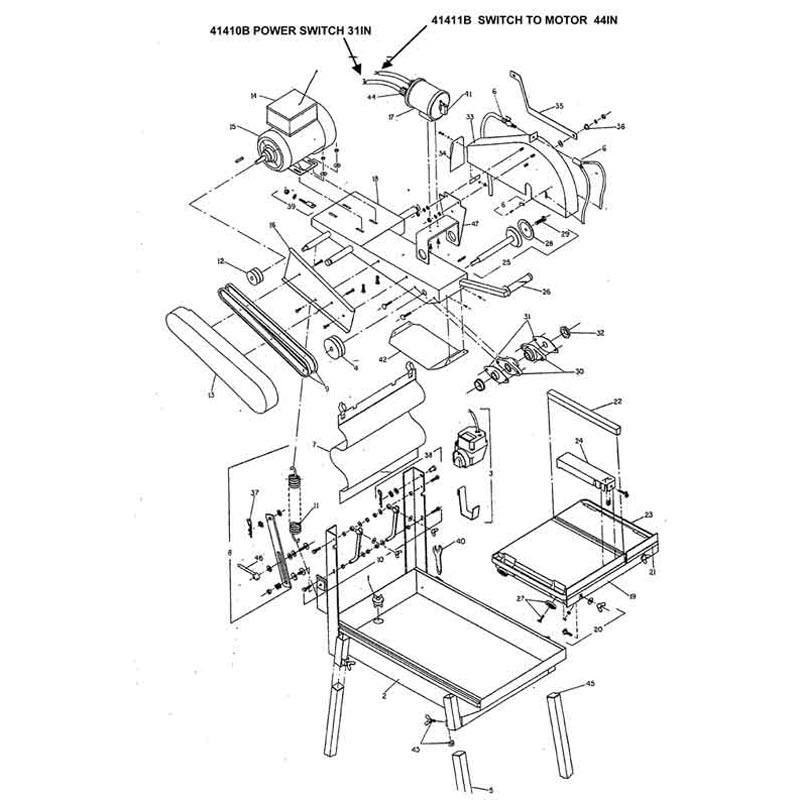 Kohler 2504 Commando Wiring Diagram