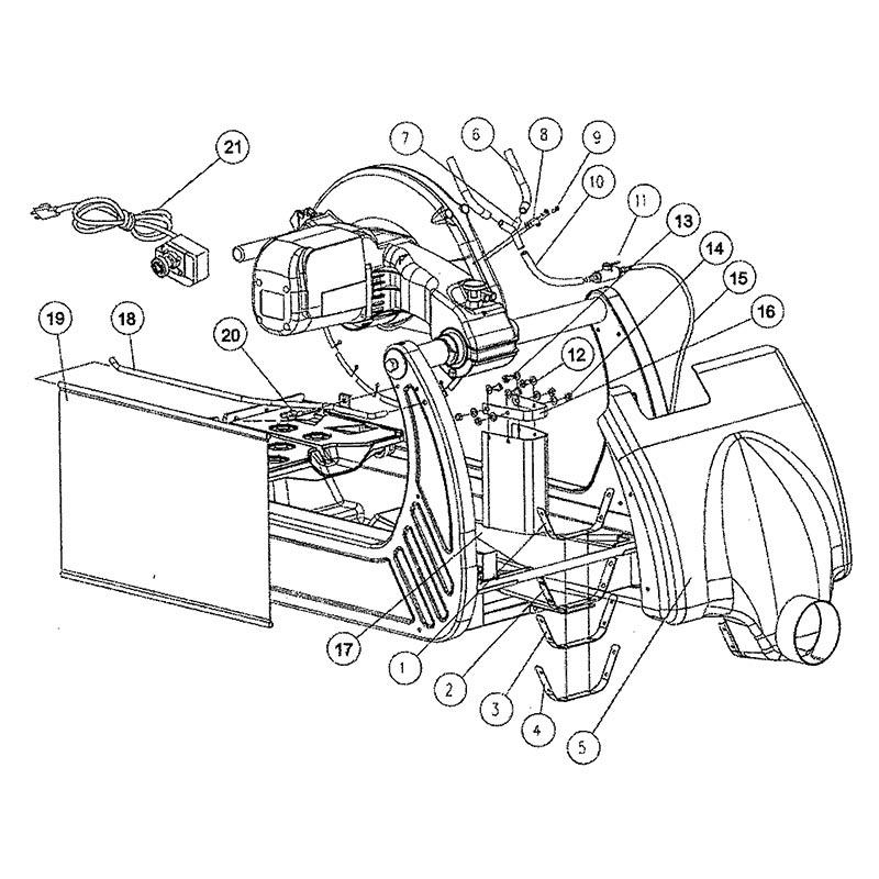 Norton BBM307-SPLASH-GUARD Splash Assembly Parts