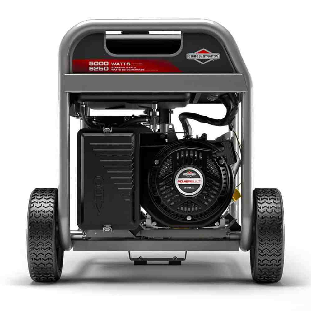medium resolution of briggs stratton 5000 watt portable generator 30713 norwall powersystems
