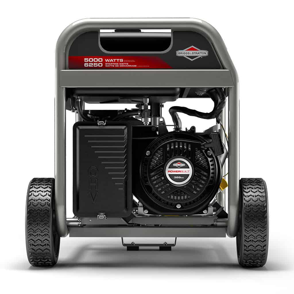 hight resolution of briggs stratton 5000 watt portable generator 30713 norwall powersystems