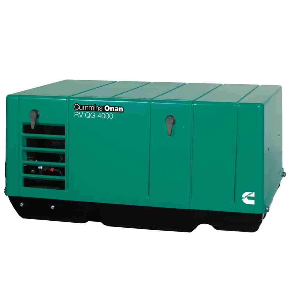 medium resolution of cummins onan rv qg 4000 watt generator gasoline rv 4kyfa26100 norwall powersystems