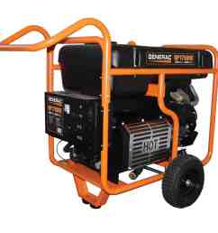 generac portable gp series 17500e at norwall com generac electric start gp series 17500e portable generator model 5734 at norwall com norwall  [ 1200 x 1200 Pixel ]