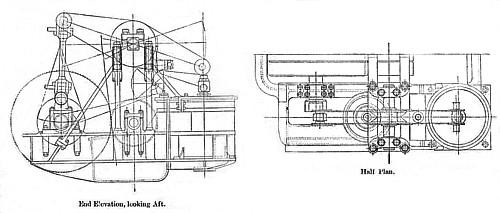 MACHINERY OF ATLANTIC STEAMSHIPS