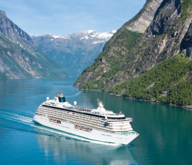 A record number of cruise passengers could visit Norway this year.