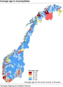 Photo by Statistic Norway.