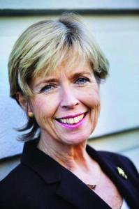 Minister of Defence Anne-Grete Strøm-Erichsen. Photo: Nordtrade.com.