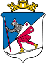 Coat of arms of Lillehammer munisipality. Photo: Wikipedia