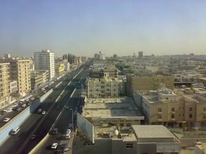 Al-Khobar city.