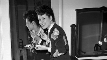 The Norwegian-American Opera singer Anne Wiggins Brown died Friday March 13, she was 96. Photo: NRK.