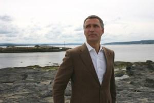 Prime Minister Stoltenberg. Photo: Regjeringen / SMK