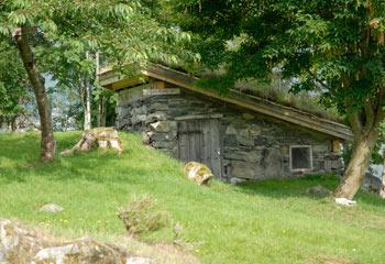 Schwitters' Hütte, Hjertøya Island, Norway. Courtesy of Simon Wågsholm