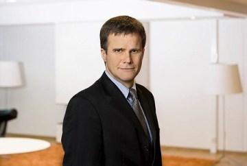 Helge Lund. Photo: Trond Isaksen / StatoilHydro