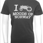 Moods T-shirt with Tractor Logo