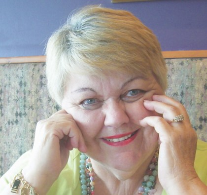 Author Astrid Tollefsen
