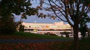 Bjerke High School. Photo: Bjerke videregående/Facebook