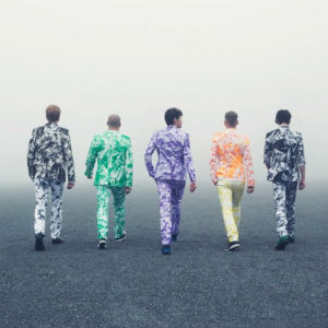 The five-man band Donkeyboy. Photo: Promotional
